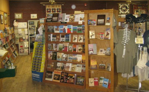 Bookstore & Gift Shop at Fort Laramie National Historic Site