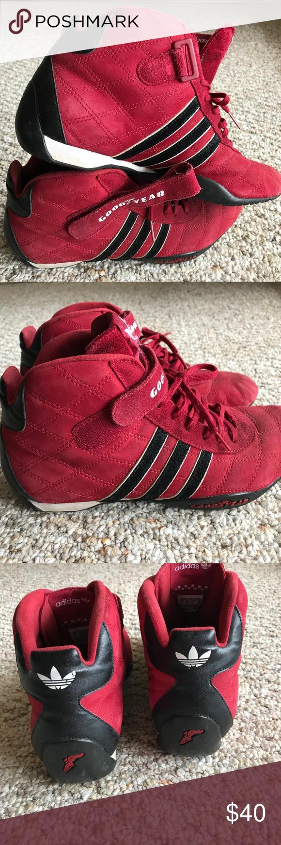 adidas goodyear rosse