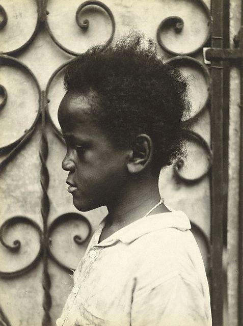 Walker Evans American, 1903 - 1975 'Negro Child, Havana' 1933