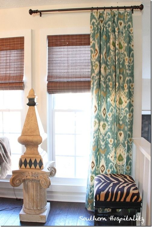 Living Room Transformation Photos  Valance Dining And Room Inspiration Dining Room Valances 2018
