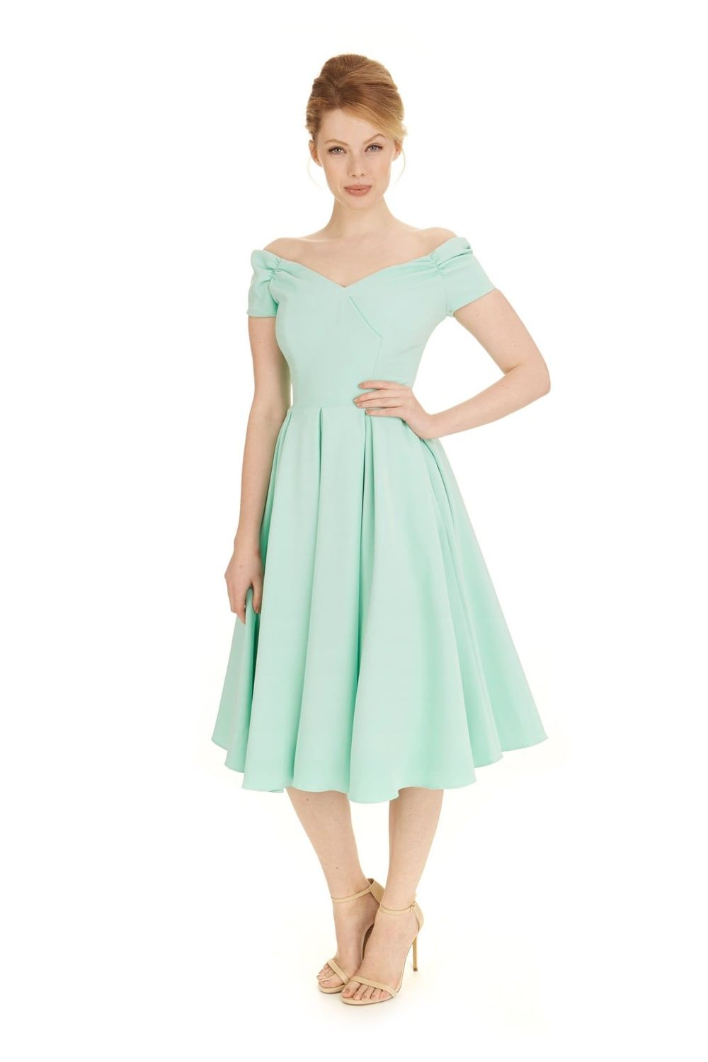 494d3e490fd4b The Pretty Dress Company Fatale Luxe Crepe Prom Dress | In My Ideal ...