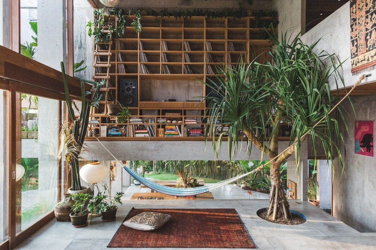 Soak In The Tropical Vibes Of This Bali Home By Patishandika