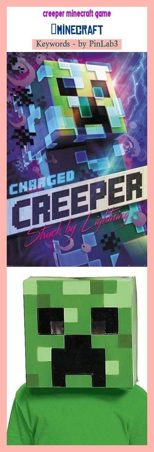 creeper minecraft game creeper minecraft game