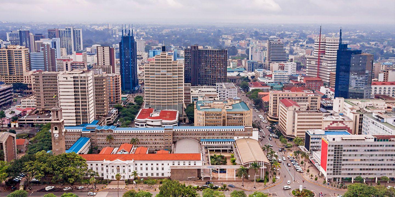 Gaborone (GBE) to Nairobi (NBO) - Africa Point | Africa