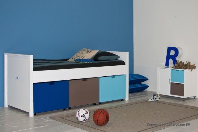 Babykamer Bopita Ideeen : Bopita compactbed timo bergruimte in lego kinderkamer