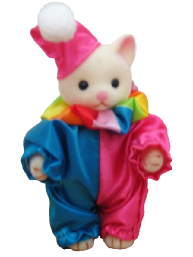 Sbeve... in 2020 | Cute clown, Clown, Kawaii