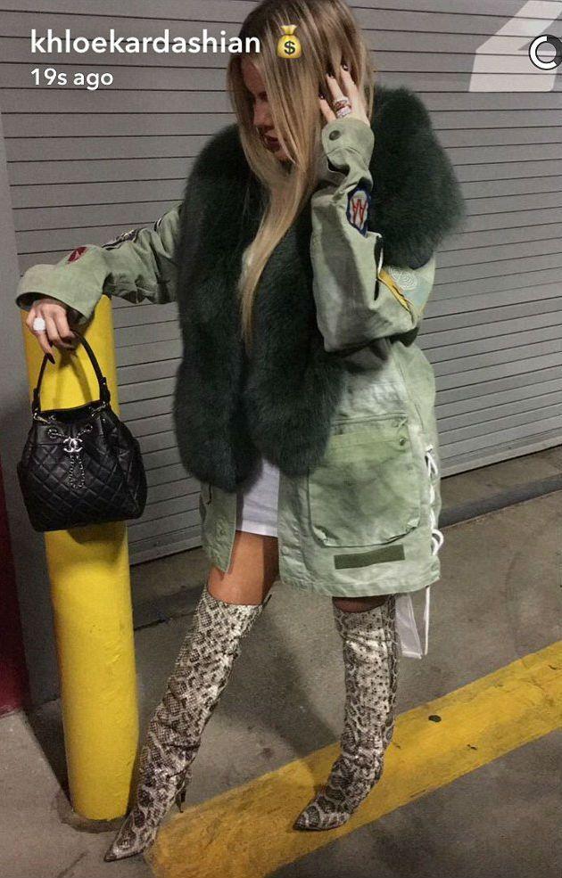 e19746345b8 Splurge  Khloe Kardashian s Instagram  1