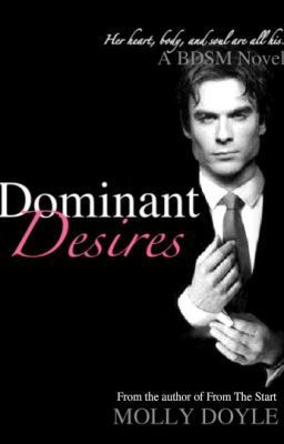 Dominant and submissive books