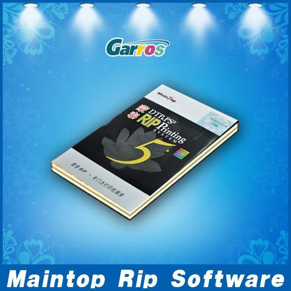 Maintop Rip Software , Photoprint Rip Software For Inkjet