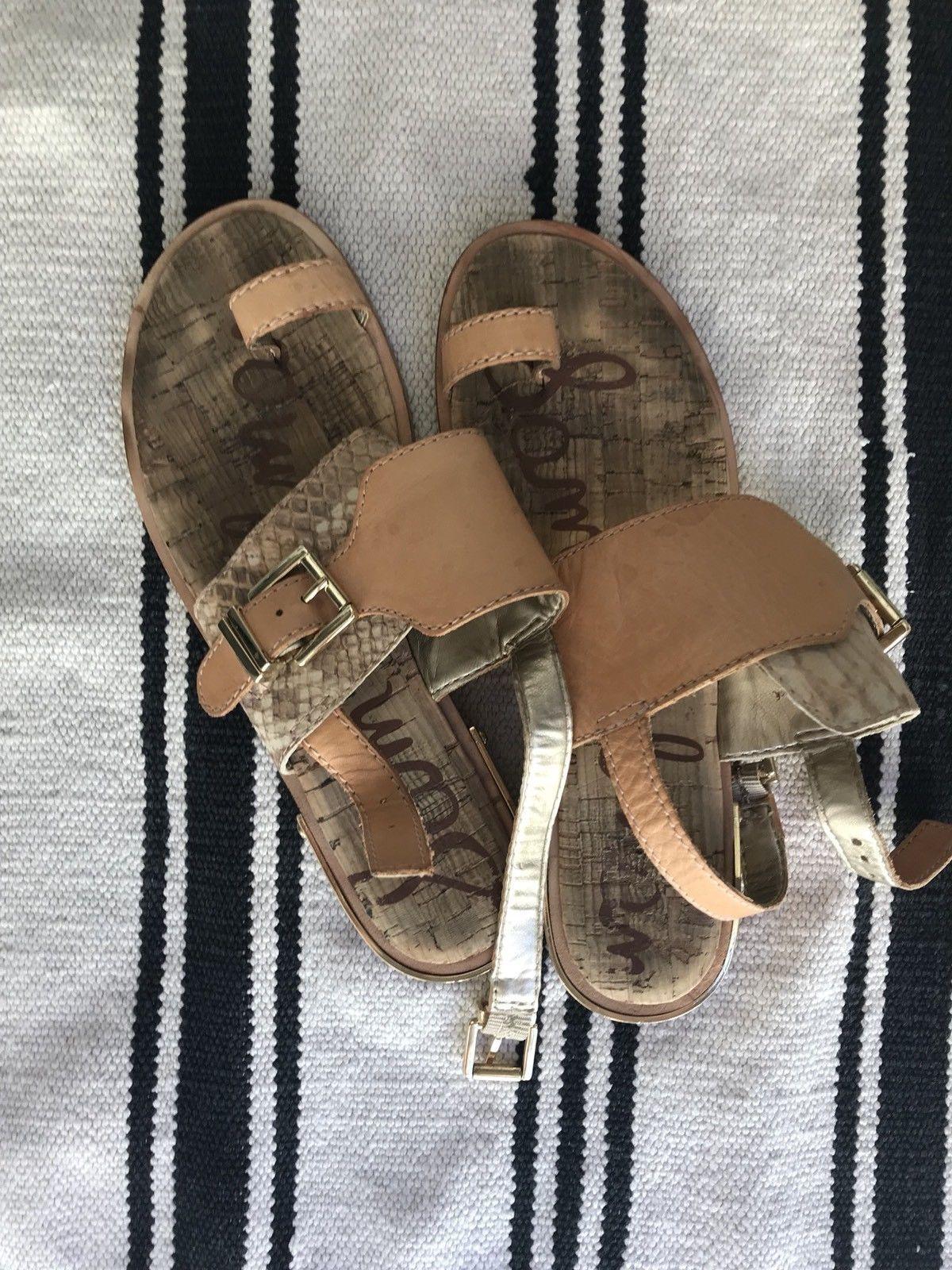 2924058cc706 Sam Edelman 7.5 Sandals