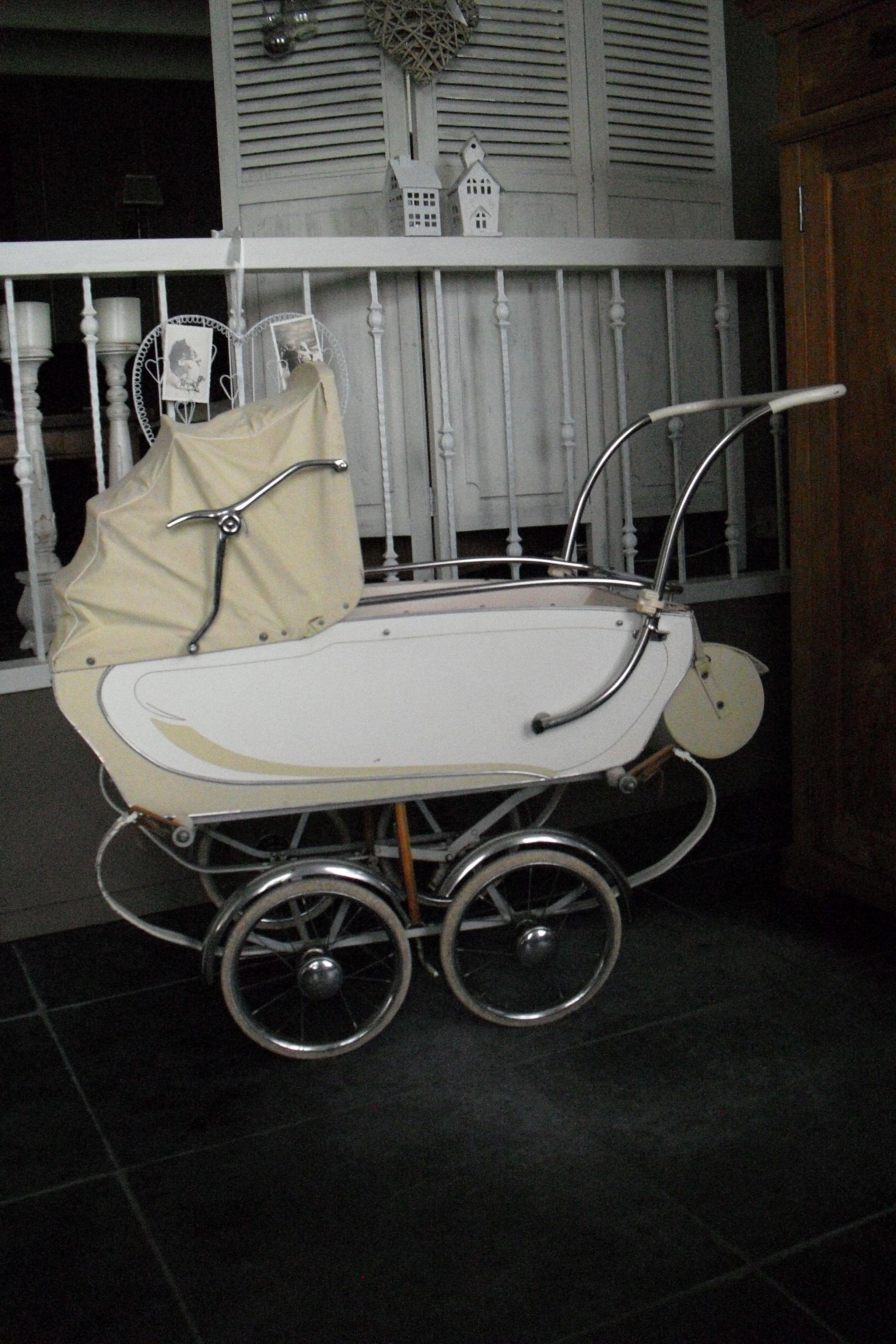 Brocante Kinderwagen Vind Mien Nichie Ook Zo Mooi Vintage