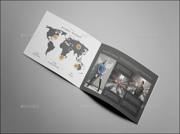 Multipurpose Brochure Design Psd Designs  Brochures
