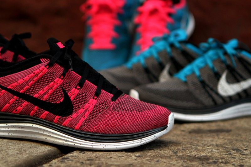 save off 395c7 b3937 Nike Flyknit Lunar 1+ - Men s   Women s   Kith NYC