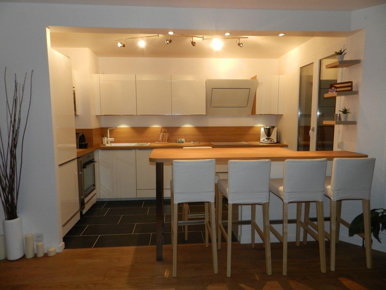 cuisine ouverte recherche google cuisine pinterest cuisine semi ouverte ouvert et. Black Bedroom Furniture Sets. Home Design Ideas