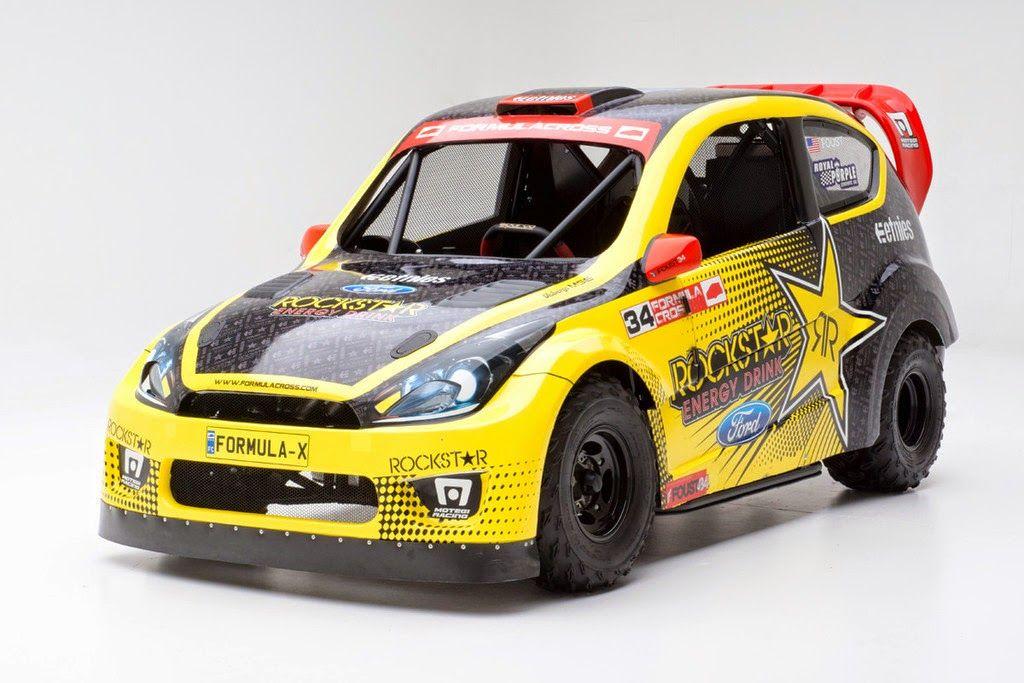Yamaha Raptor 700 and 450 ATV to Rally Car Conversion Kits ...