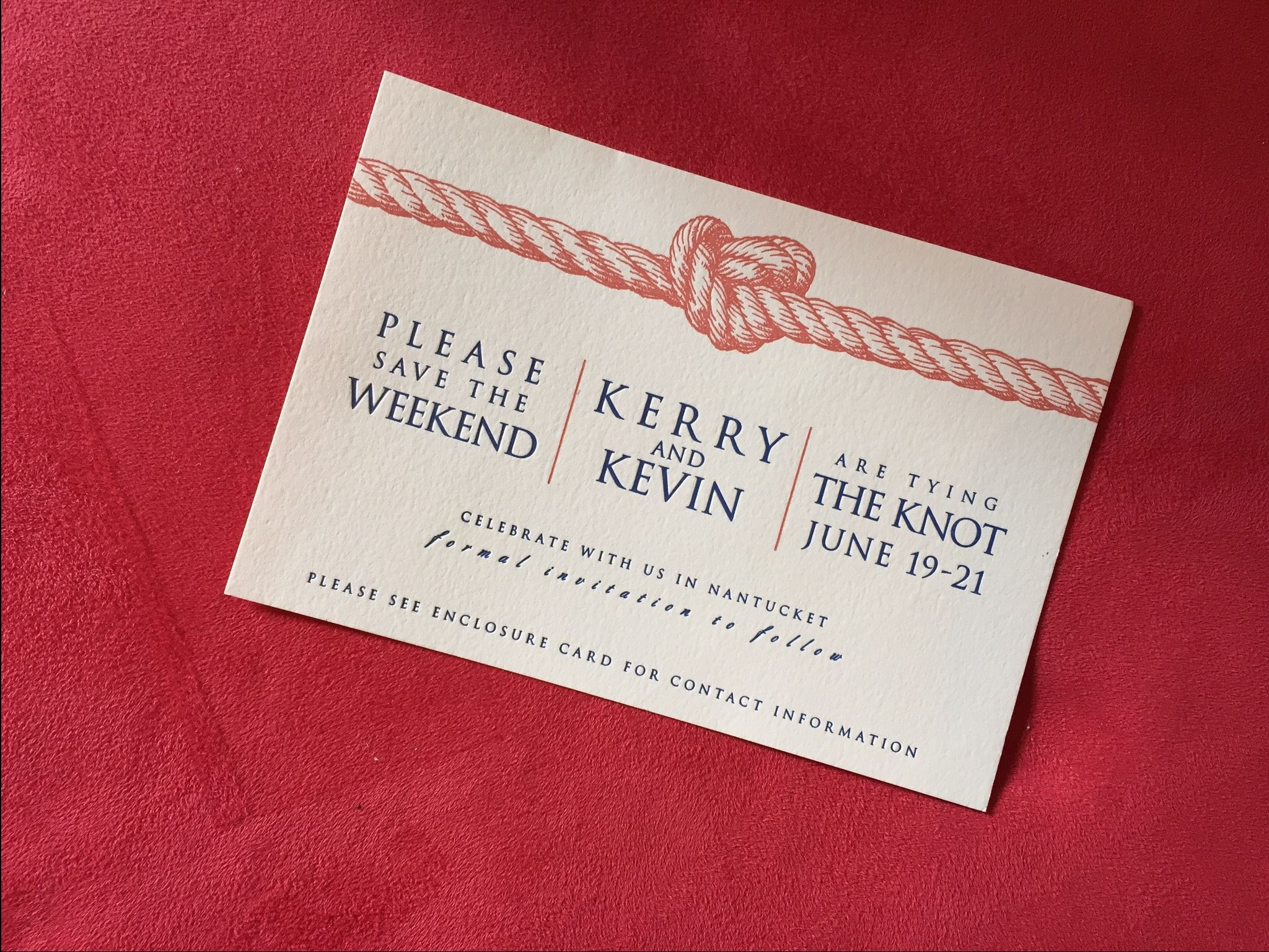Hi-Res-Tie-the-Knot.jpg (2048×1536) | Nautical Save The Dates ...