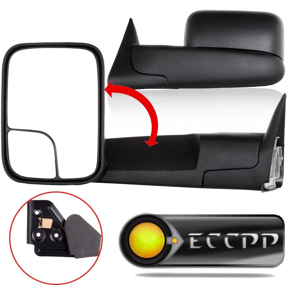 ECCPP Towing Mirror fit for 9401 Dodge Ram 1500 9402 Ram