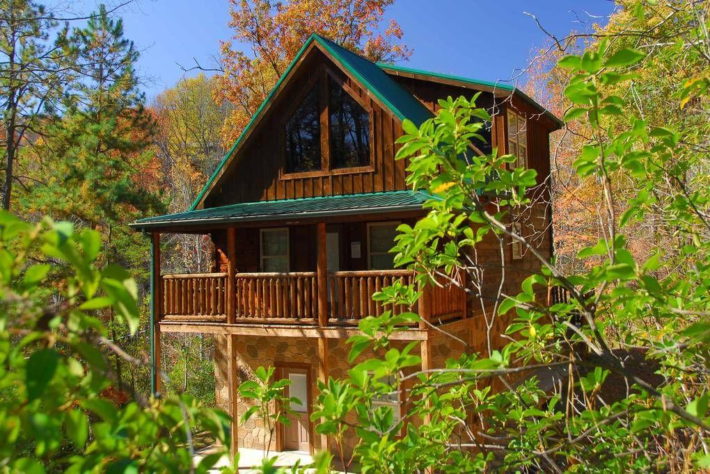 Makin Waves 1 Bedroom Gatlinburg Cabin Rental