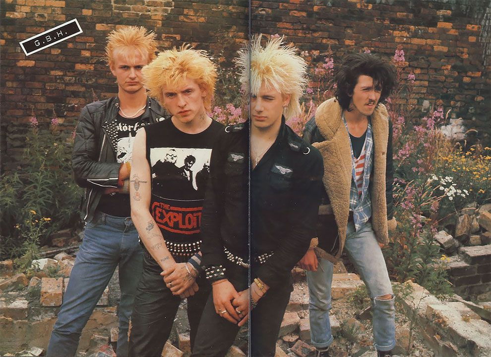 20 punk bands of the 1980s youve never heard of punk is a