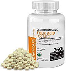 Pin on organic folic acid