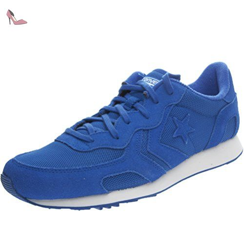 homme CONVERSE bas baskets 152678C RACER 43 Royal blue - Chaussures converse (*Partner-Link)