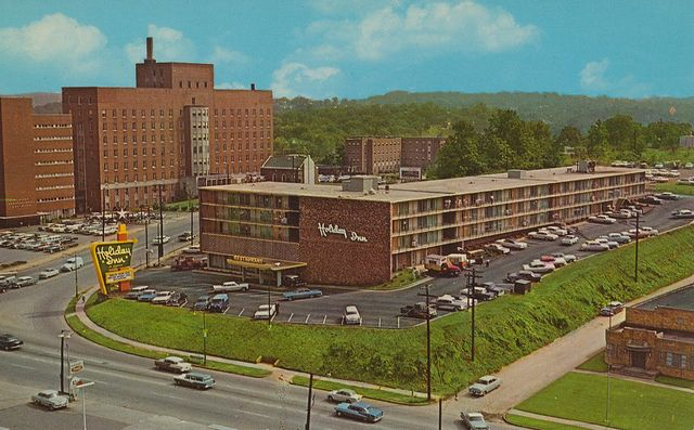 Holiday Inn Downtown Knoxville Tennessee Baptist Hospital