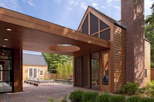 308 Mulberry von Robert M. Gurney Architekt in Lewes, USA