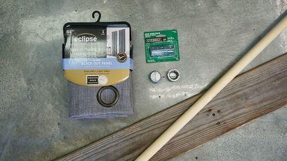 Quick Pallet Wood Window Valances | Wood pallets, Wood ...