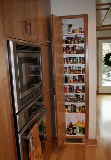 Vertikale Aufbewahrung Küche Schrank Vertikale Lagerung-Küche ...