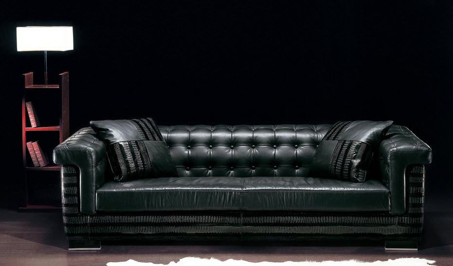 Amazing Take On A Classic Chesterfield Love The Square