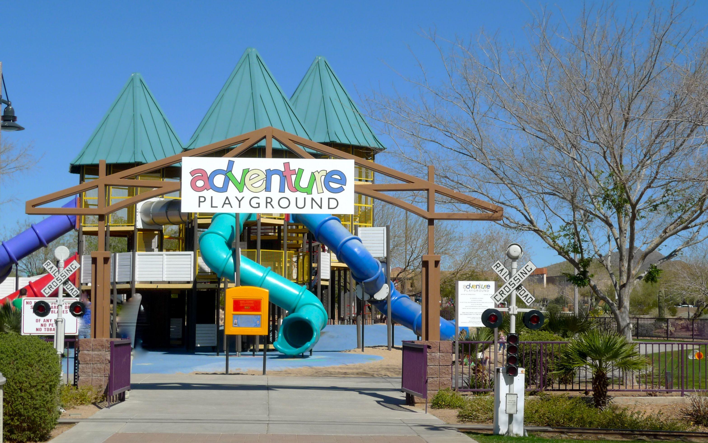 Anthem Az Community Playground The Grandkids Love This Playground