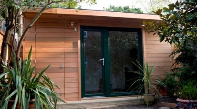garden office shed. Shed Conversions To Living - Google Search · Garden Office
