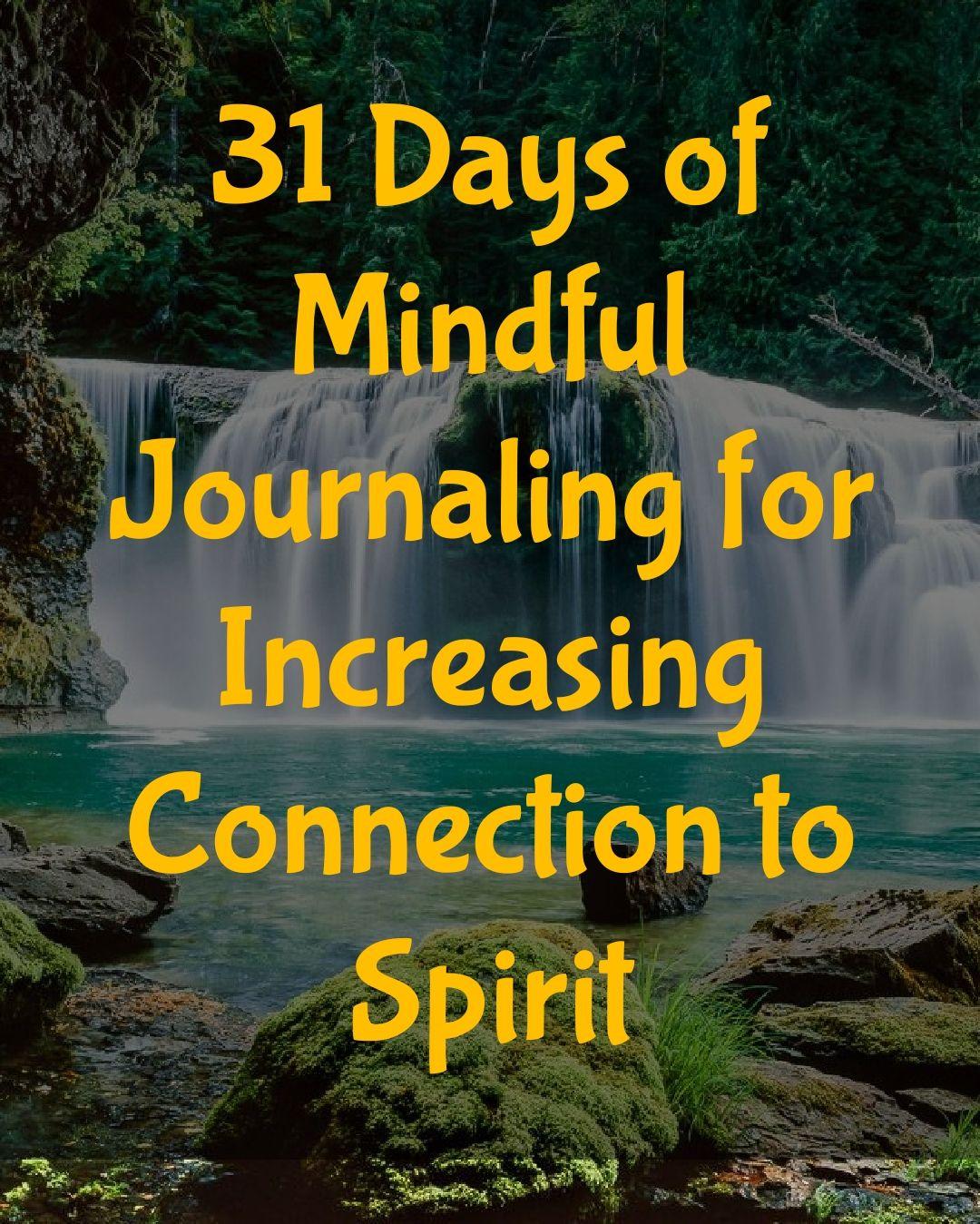 Yoga Journal Prompts
