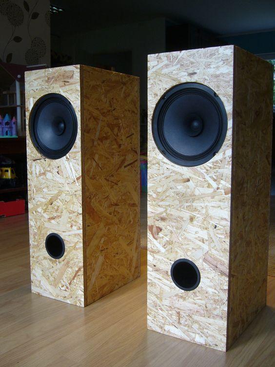 Visaton BG 20 Single Driver Full Range Speakers | B20 DIY