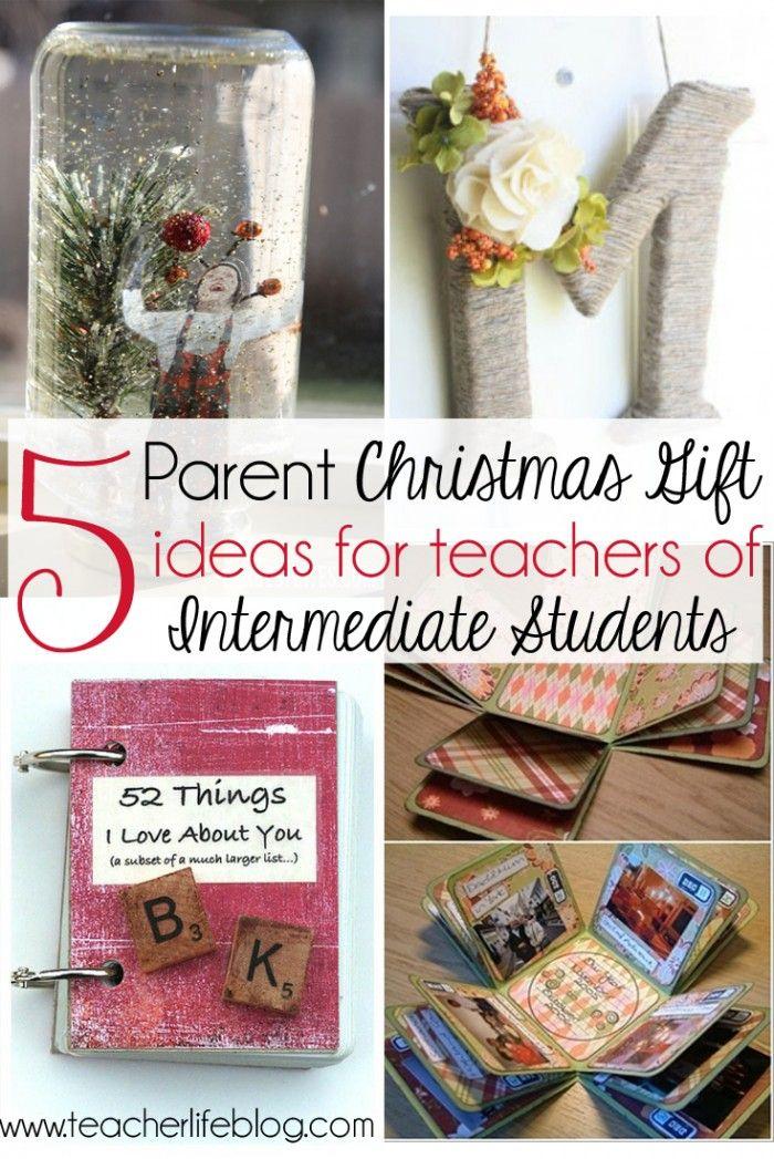 School christmas gift ideas