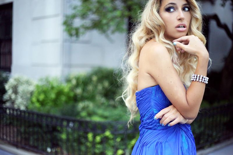 #glamgerous #bcbg #dress #dream #blue #look #ootd #shooting #blonde #love #fashion #fashionblogger #blogger #beauty #makeup #hair