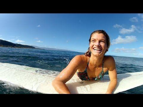 """GoPro HD: Leah Dawson """"Slow Down"""""""