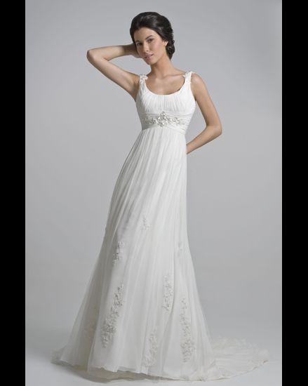 Low Budget Wedding Dresses 3