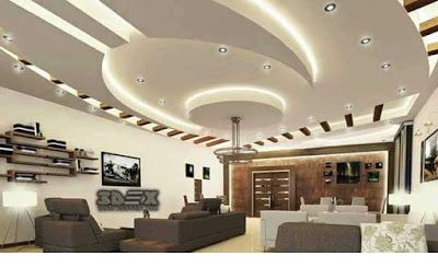 Latest False Ceiling Designs For Hall Modern Pop Design For Living