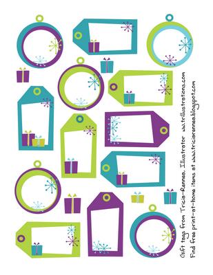 free gift tags | Christmas - Printable | Pinterest | Etiquetas ...