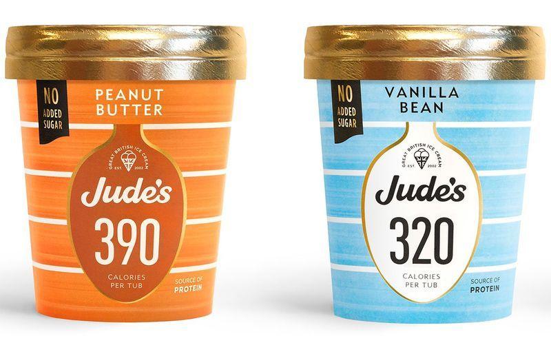 Calorie Conscious Ice Creams Ice Cream Packaging Ice Cream