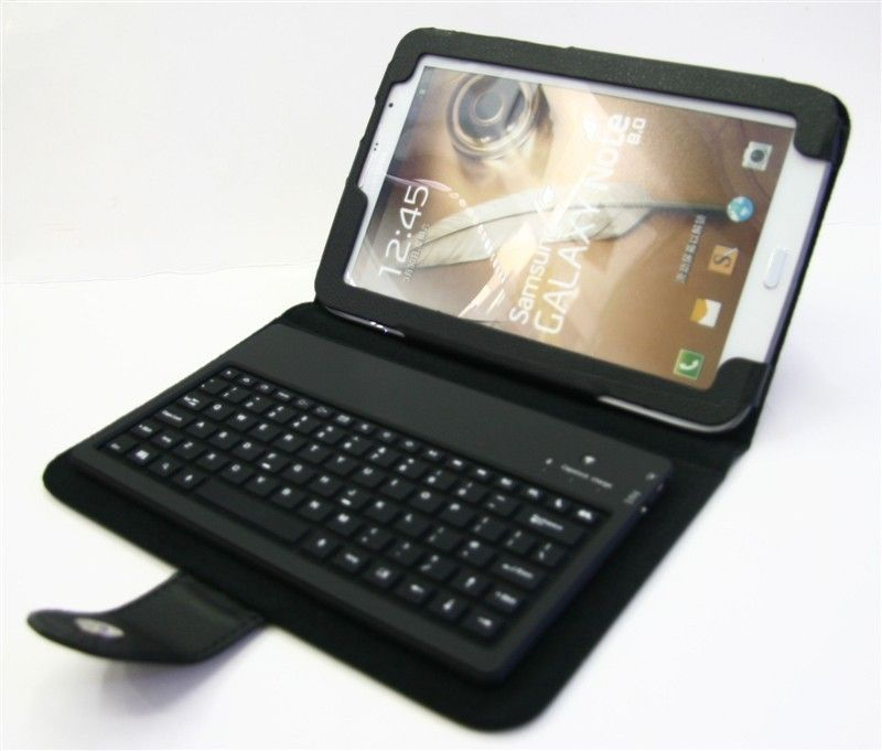 Electronic Waterproof Silicone Bluetooth Wireless Keyboards