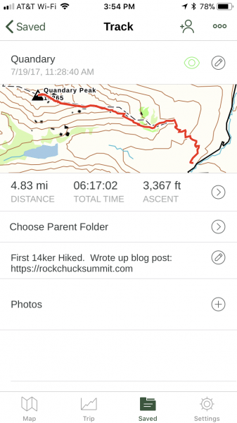 Gaia GPS - Mobile Phone Mapping & GPS Route Planning | GEAR & TECH