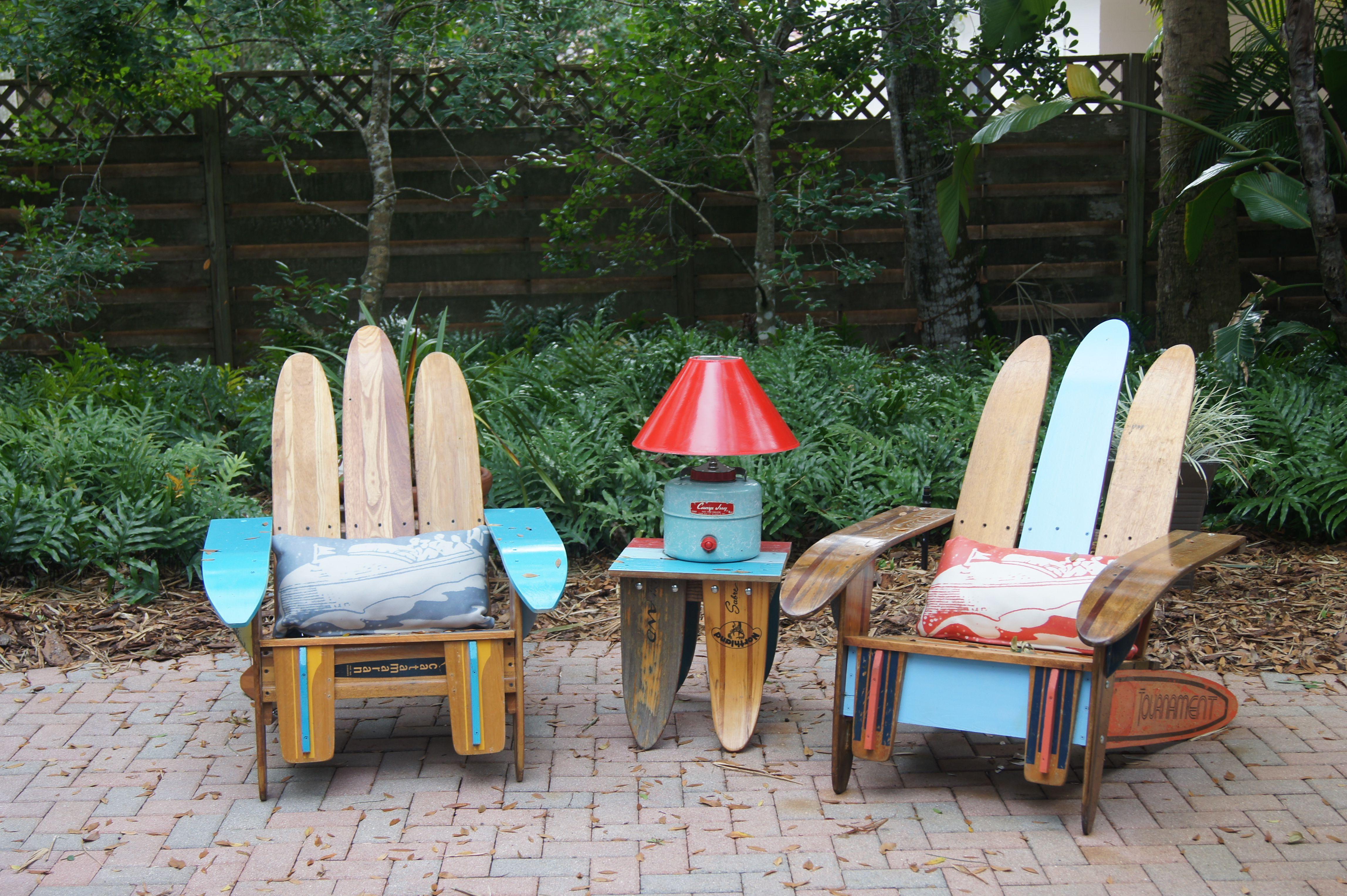 Unusual Garden Furniture Sets