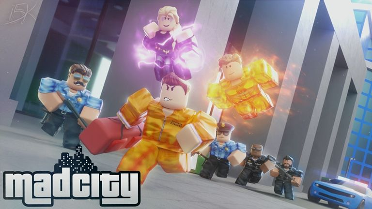 Mad City Roblox City Raiden Fighter Starship - roblox city boy
