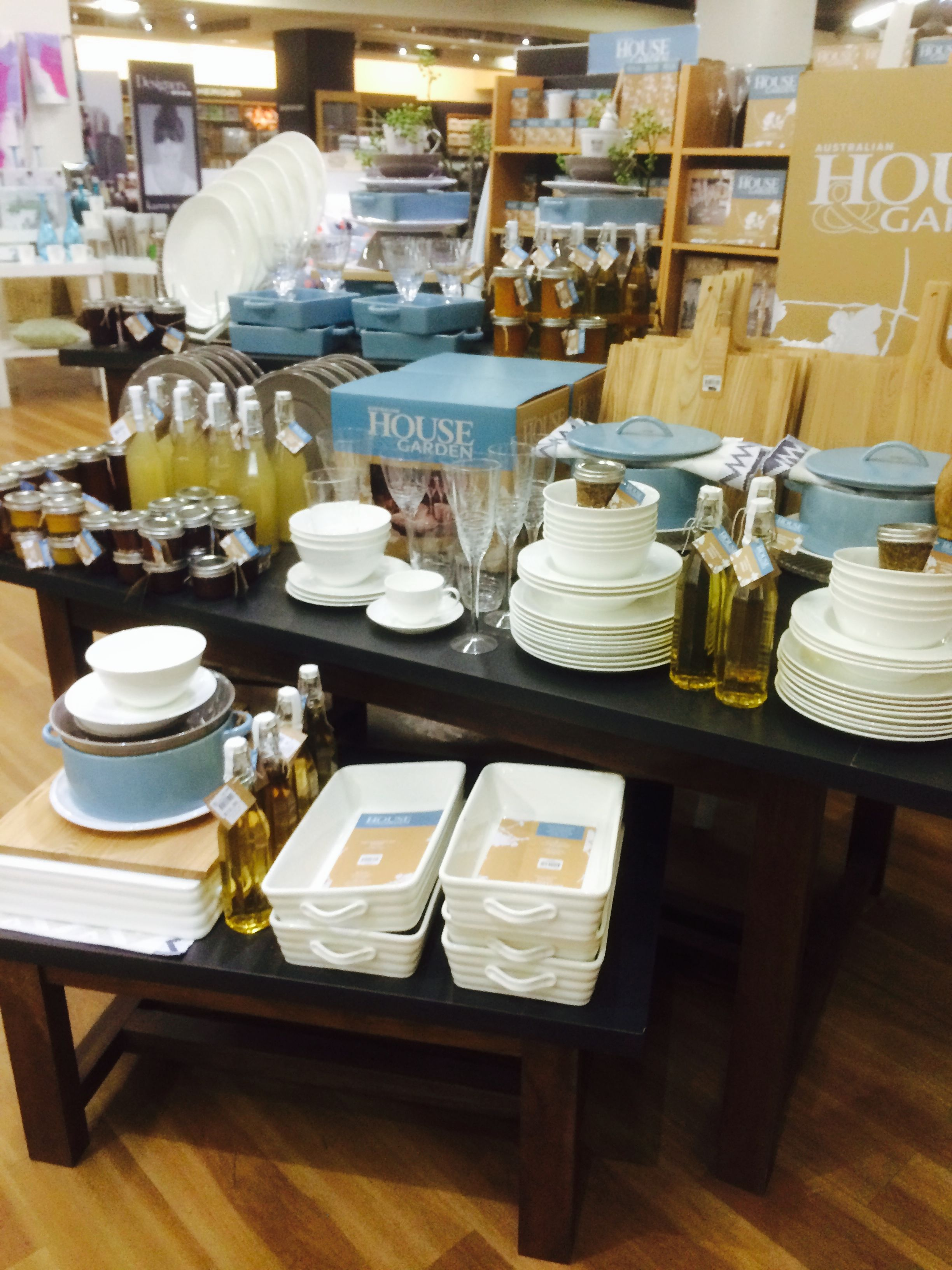 Myer Department Store Sydney Home Layout