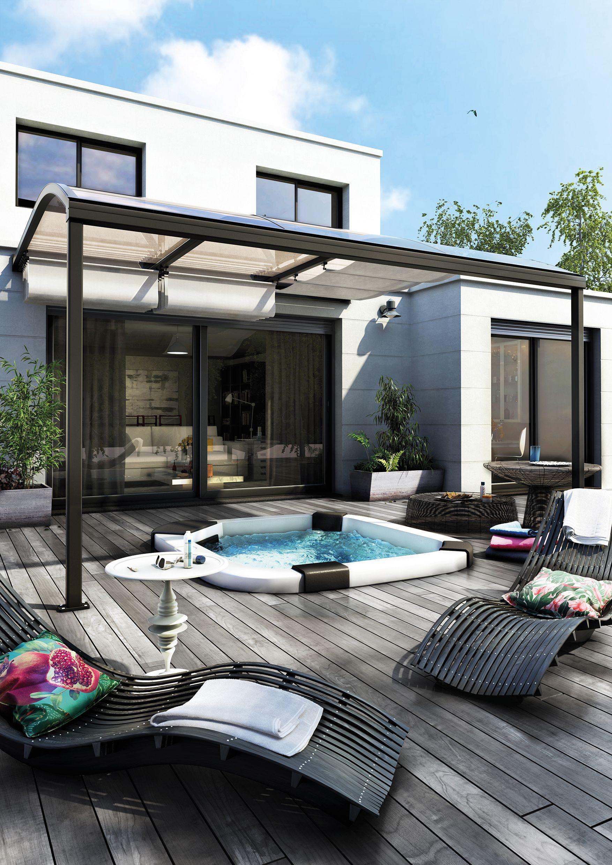Prolongez Votre Terrasse Grâce à L Abri Aluminium Abri
