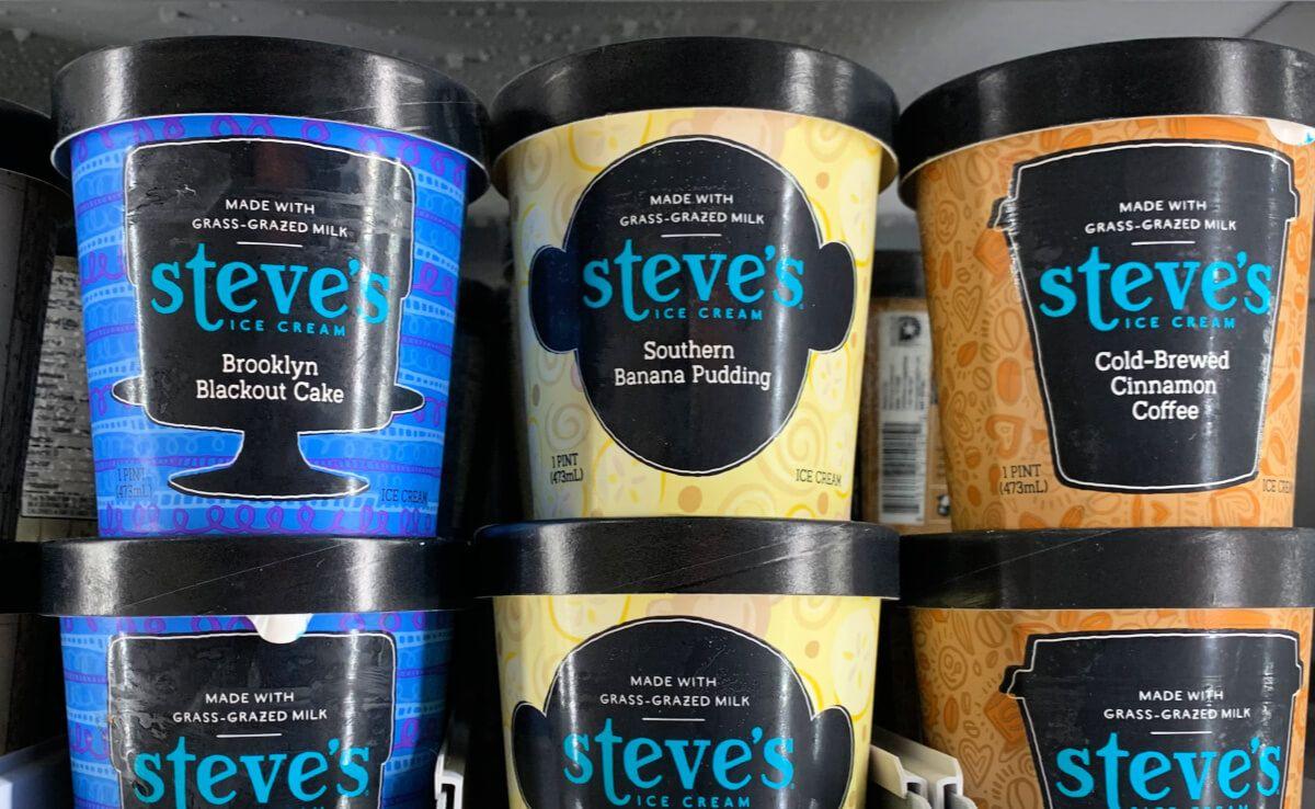 Update! 4 FREE Steve's Ice Cream Pints at ShopRite