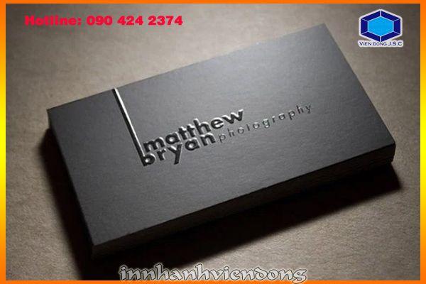 Print cheap business card in Ha Noi | Print cheap business card in