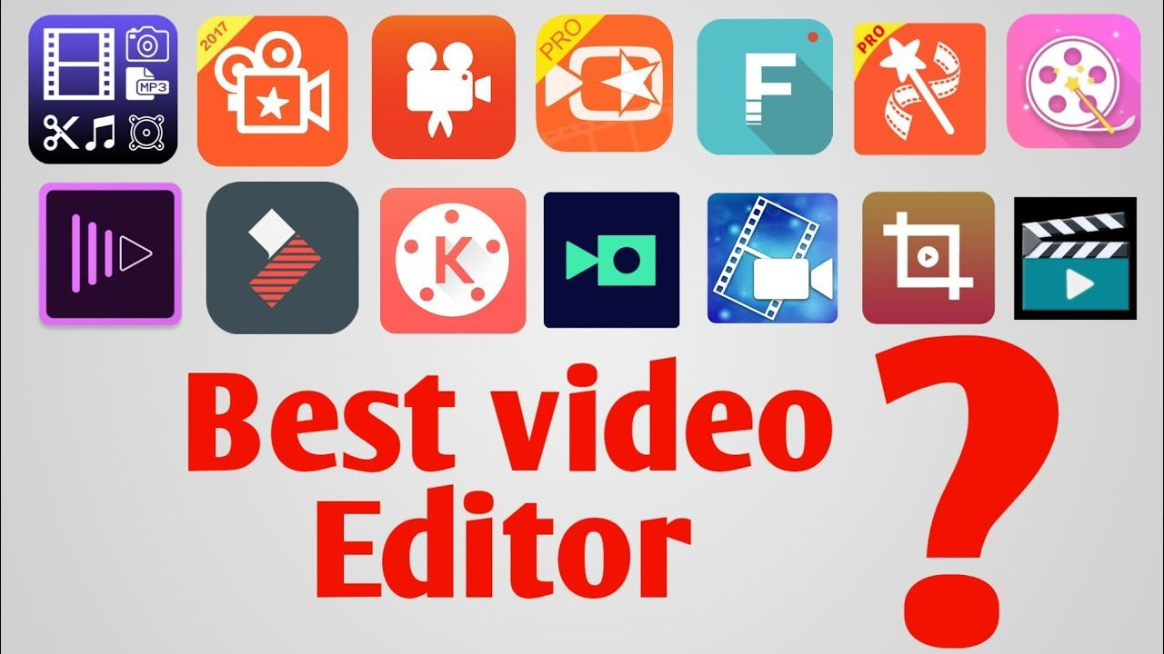 Aplikasi Edit Video Terbaik Mudah Dan Terpopuler Di Android Aplikasi Video Android